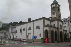 IMG_7275 (oursonpolaire) Tags: camino2017 luarca santaeulalia church iglesia igrexa église