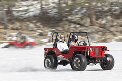 Ice Racing Willy's Jeeps (Desert-Motors Automotive Photography) Tags: iceracing colorado ice racing frozenlake lake jeep willys v8 viacorsa viacorsamagazine