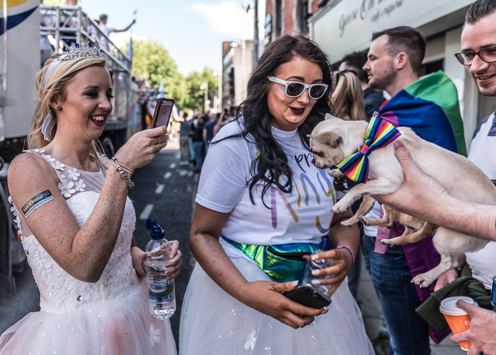 LGBTQ+ PRIDE PARADE 2017 [ON THE WAY FROM STEPHENS GREEN TO SMITHFIELD]-130027