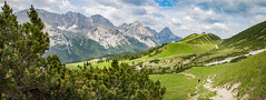 mountain landscape (Chris M. S) Tags: eos 6d canon mountain summer hike wandern hiking photography lens tamron 2470