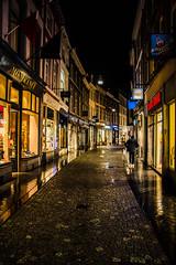 Almost abandoned shopping district. (S.P. Zweekhorst) Tags: nikon 5200 sigma 18200mm color nikon5200 sigma18200mm