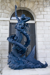 Mermaid (Pedro Nogueira Photography) Tags: pedronogueiraphotography pedronogueira photography veneza venezia venice water architecture puntadelladogana mermaid damienhirst