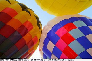 2016-08-05 0717 2016 Indiana State Fair Hot Air Balloons