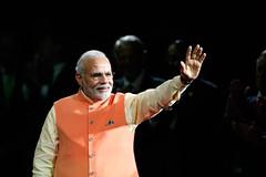 US India - Modi Mania