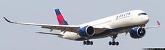 Delta Air Lines Airbus A350-941 cn 115 F-WZGP // N501DN (Clément Alloing - CAphotography) Tags: delta air lines airbus a350941 cn 115 fwzgp n501dn