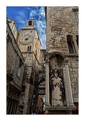 Tour de l'Horloge, Split (Olivier Faugeras) Tags: croatie split dalmatie pentax