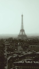 View of Eiffel (Ross Major) Tags: eiffel tower paris france europe olympus cityscape