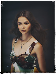 *** (Valentyn Kolesnyk (ValeKo)) Tags: pentax people portrait light look mood woman pentaxflickraward