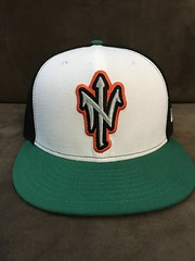 2017 Norfolk Tides Alternate Hat (black74diamond) Tags: 2017 norfolk tides alternate hat