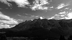 The giant in black and white (Alessio Bertolone) Tags: mountain montagna bn bw biancoenero blackandwhite paesaggio landscape trentino italy italia