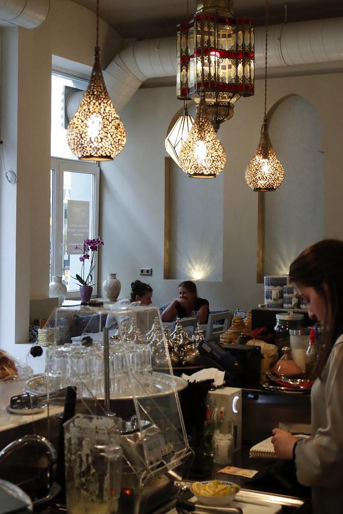 Marokkanisches Restaurant Lorient Informationen