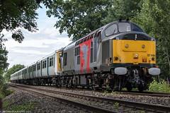 37884 at Norton (5M94) 10.07.2017 (Wolfie2man) Tags: 5m94 railoperationsgroup class37 europhoenix 37884