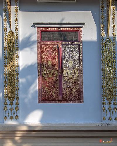 Wat Chetuphon Phra Wihan Window (DTHCM1326)