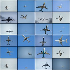belly up (pbo31) Tags: bayarea california nikon d810 color july 2017 summer boury pbo31 blue collage plane sfo sanfranciscointernational square arriving departing aviation flight fly travel airline 747 airbus a380 pattern airport belly under chinasouthern