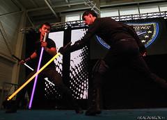 TGSSpringbreak_LesGardiensDeLaForce_036 (Ragnarok31) Tags: tgs springbreak toulouse game show gardiens force jedi star wars obscur art martial combat