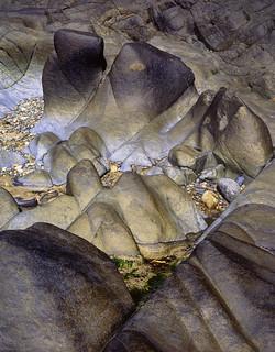 Henry Moore Rocks, Velvia 50 5x4