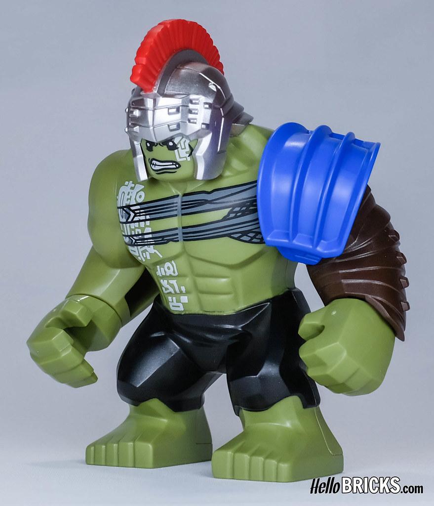 lego avengers hulk vs thor - photo #7