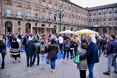 Turin 2017 – Dancing in the streets (Michiel2005) Tags: dancing dansen piazzacastello turin torino turijn piemonte piedmont piëmont italy italië italia