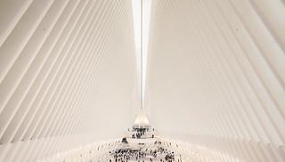 Oculus at NewYork