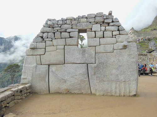 643S Machu Picchu