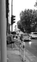 Jogging (federicovincentelli) Tags: jogging villa ada rome sport traffic roma pause pausa rest