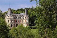 Château de l Aubrière (Callie-02) Tags: extérieur canon châteaux architecture