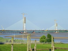 DSCF0700E Mersey Gateway Bridge (Anand Leo) Tags: merseygatewaybridge rivermersey widnes halton runcorn