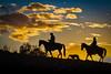 Last Light (blackhawk32) Tags: cowboy hideout hideoutlodge wyoming dog horses silhouette sunset