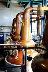 Alembics (just.Luc) Tags: alambic alembic distileerketels whisky alcohol alcool distillery distileerderij distillerie doune deanston copper cuivre koper royaumeuni verenigdkoninkrijk unitedkingdom grootbrittanië grandebretagne greatbritain scotland schotland ecosse metaal metal