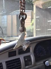 Truck Trinket (Knarley Oak) Tags: trinket wroughtiron anvil dezinebymindseye duddleswell