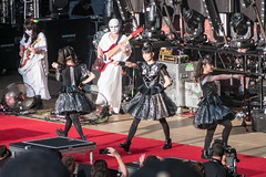 BABYMETAL at Shoreline Amphitheatre #3 (satoshikom) Tags: panasonicdmczs100 babymetal shorelineamphitheatre heavymetal concert yuimetal moametal sumetal