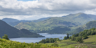 Ullswater from Gowbarrow