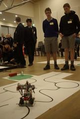 Otago Robocup Junior 2017 (Samuel Mann) Tags: robocup otago dunedin robocupotago17 computer robot school competition rescue