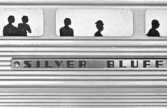 """Macro Mondays"", bluff, Santa Fe, silhouette, (David McSpadden) Tags: macro mondays bluff observationcar santafe silhouette silverbluff hmm"