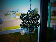 Flower (Jonathan Schultheis) Tags: flower accesories entrerios turquesa metalflower