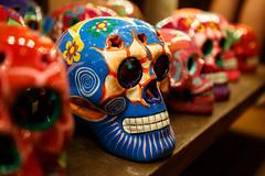 Skulls (ranzino) Tags: baylake disneyworldvacation epcot fl orlando worldshowcase calavera marketplace mexico skulls vacation florida unitedstates us