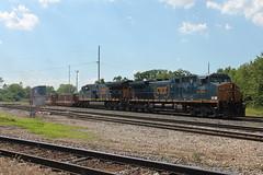 CSX 25 (CC 8039) Tags: csx trains ac44cw et44c4 dolton illinois