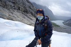 170623154041_Nex6 (photochoi) Tags: nigardsbreen glacierhike norway europe travel photochoi