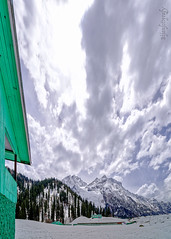 Snow 31 ... (Bijanfotografy) Tags: nikon nikond800 zeiss zeissdistagon15mm28 zeiss15mm snow sonamarg kashmir jammukashmir jk mountainside
