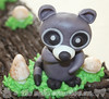 Raccoon Cake Topper