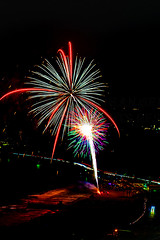 46 (morgan@morgangenser.com) Tags: pacificpalisaddes beach belairbayclub blue celebrate fireworks color iso100 july3rd loud nikon night ocean orange pch people red reflection special spectacular streaks timeexposire tripod yellow amazing