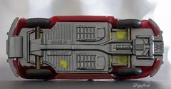 Look at the bottom of a VW miniature model. (Digifred.nl) Tags: macromondays bottomsup digifred 2017 pentaxk5 hmm macro onderkant bodem vw kever modelauto miniatuur schaalmodel bottom beetle vwbeetle kafer car miniature scale scalemodel