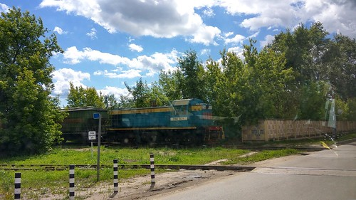Serpukhov TGM4-0531 at industrial line