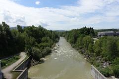 Fier @ Hike to Montagne de la Mandallaz @ Annecy (*_*) Tags: annecy france europe hautesavoie savoie 74 july 2017 summer hike hiking cloudy metztessy mountain montagne mandallaz montagnedelamandallaz fier river