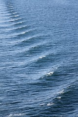 Wake Magic (karma (Karen)) Tags: canada britishcolumbia hollandamerica cruising wake repeatingpattern topf25 cmwd