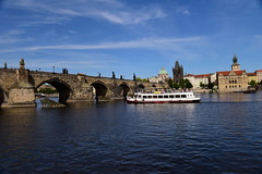 Karlův most, Prague, Czechia, June 12, 2017 457 (tango-) Tags: praga prague praha cechia cecoslovacchia