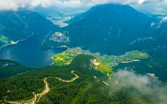 Lake Hallstätter See (02) (Vlado Ferenčić) Tags: lakehallstättersee hallstattersee austria mountains vladoferencic vladimirferencic österreich nikond600 nikkor173528 cloudy clouds upperaustria salzkammergut