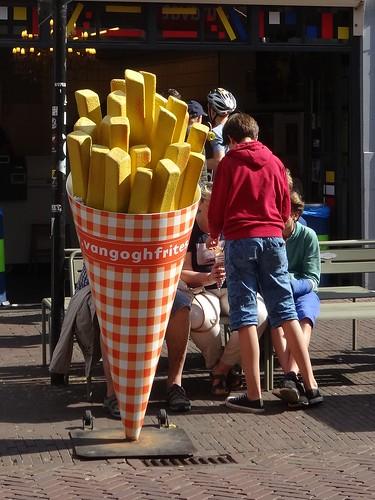 Amersfoort: Giant Fries