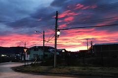 Amanecer / Sunrise / Puerto Natales / Chile (CarolinaCalquin) Tags: carolina calquin fotos photos puerto natales region magallanes patagonia chilena chile travel viajes turismo amanecer sunrise