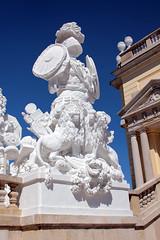 Gloriette, Schönbrunn Palace (Stephanie Rutt) Tags: vienna schönbrunn palace schloss garden gloriette